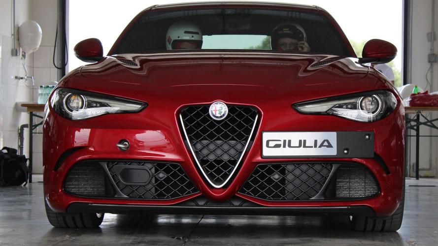 Alfa Romeo Giulia Quadrifoglio a Szlovákiaringen: egy sikeres feltámadás első fejezete?