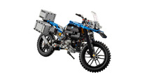 Lego Technic BMW R 1200 GS Adventure and Hover Ride Design Concept