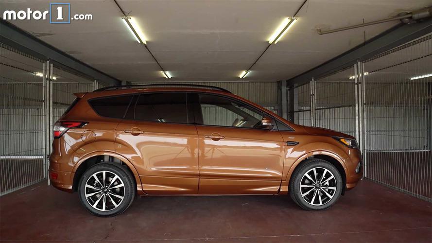 ¿Qué coche comprar? Ford Kuga 2017