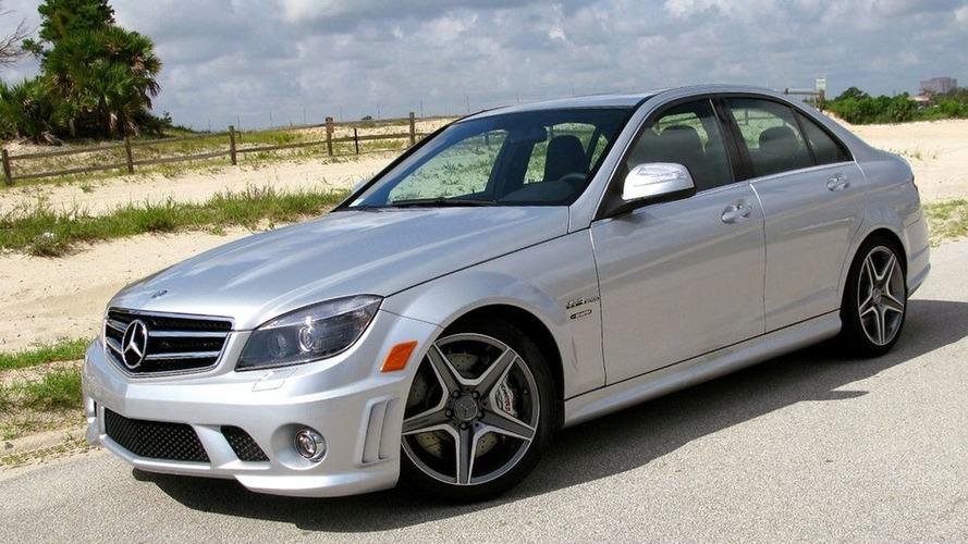 Renntech Bangs 548 Horsepower out of Mercedes C63 AMG