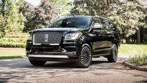 2018 Lincoln Navigator Extended Black Label
