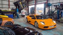 Lamborghini Murciélago avec 400'000 km au compteur