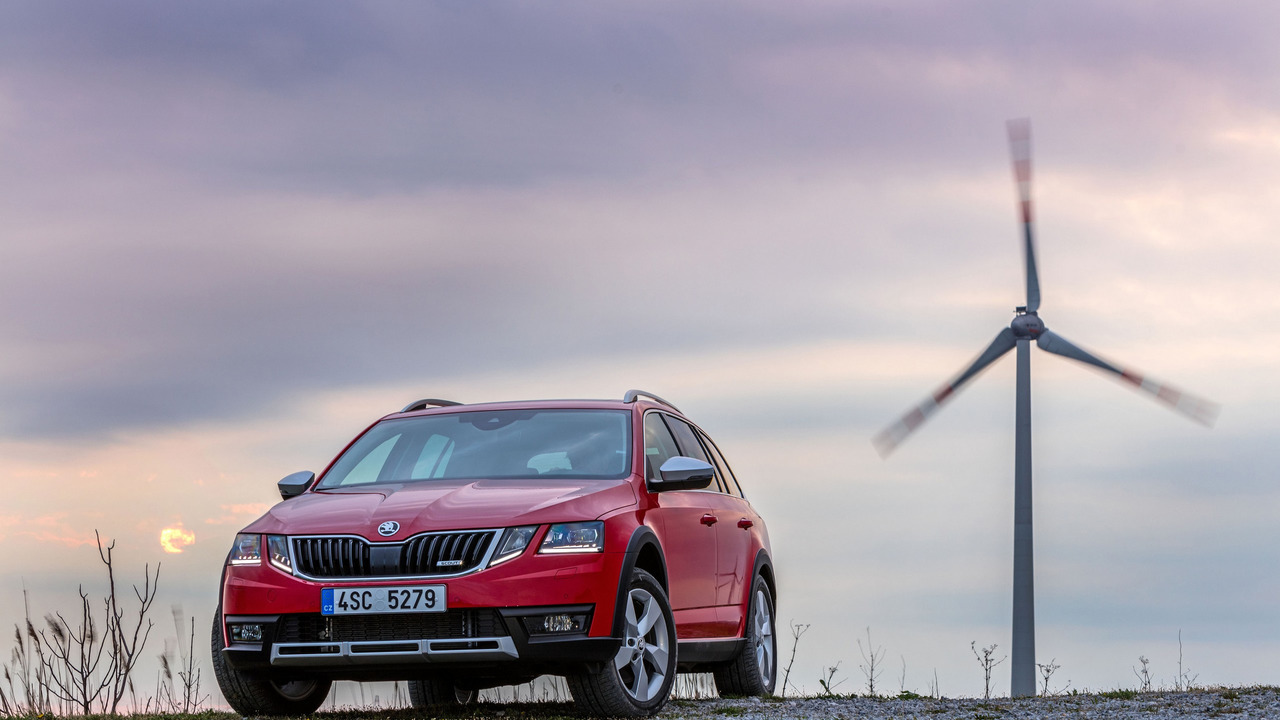 2017 Skoda Octavia Rs Scout Detailed In 100 Images New