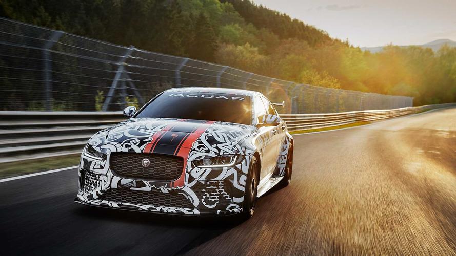 Jaguar XE SV Project 8, el felino más potente jamás visto