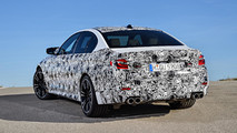 2018 BMW M5 Prototype