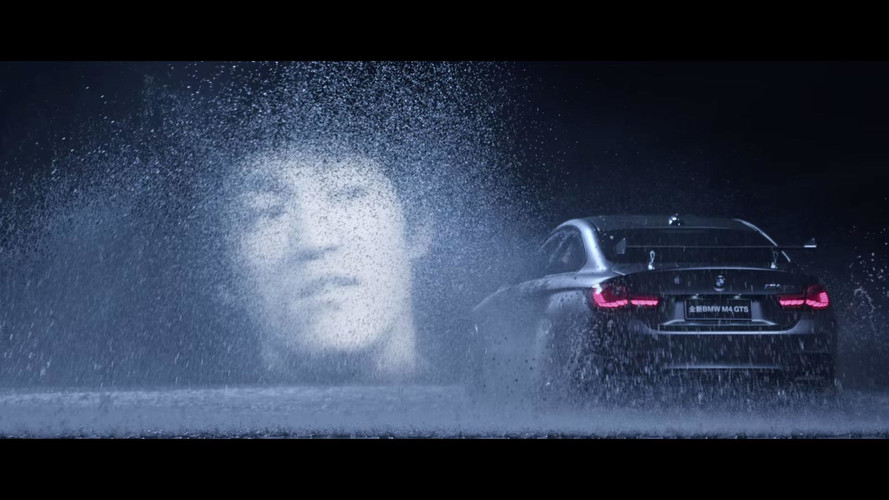 Bruce Lee Provides Punch For M4 GTS' Water Injection In New Ad