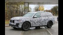 Erwischt: BMW X7