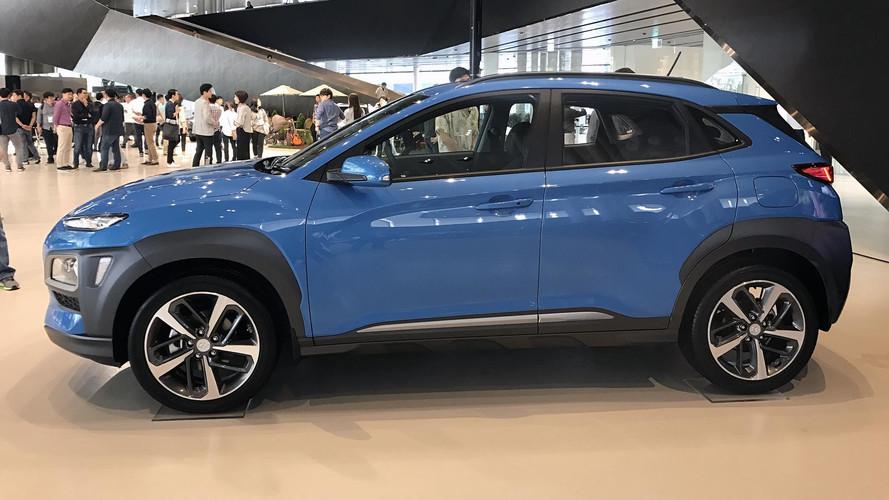 2018 Hyundai Kona Live in Seoul