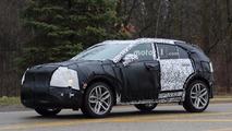 2019 Cadillac XT4 casus fotoğrafları