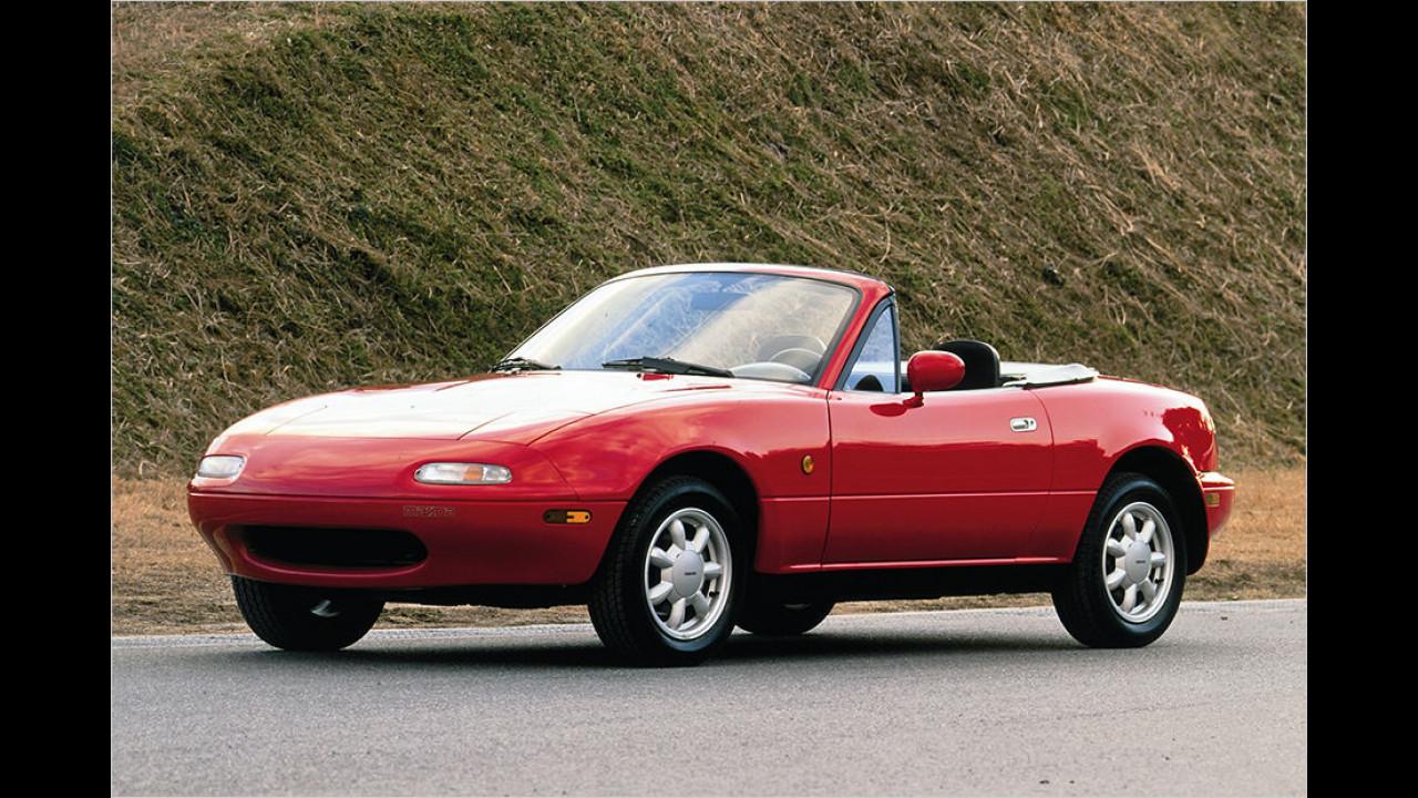 1989: Mazda MX-5