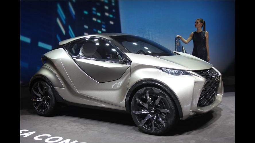 Bringt Lexus einen Kleinwagen?