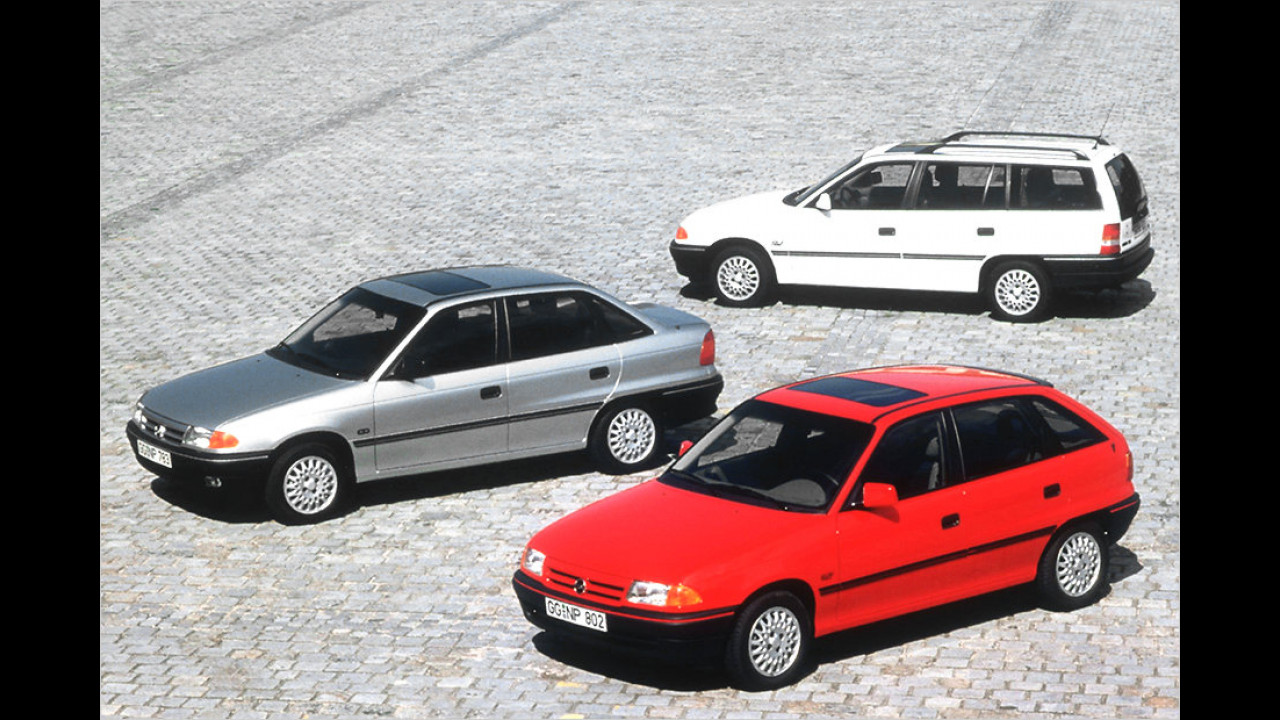 Opel Astra (1991)