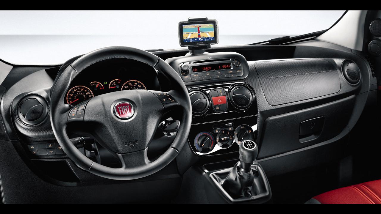 Fiat Qubo anno modello 2011