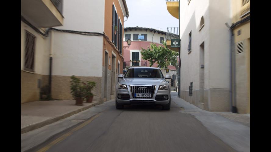 Audi Q5 hybrid quattro, anche Advanced e Advanced Plus
