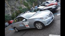 Il nostro Ecorally con la Mercedes Classe E BlueTEC HYBRID