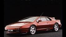 Lotus Esprit S4 1992-1996