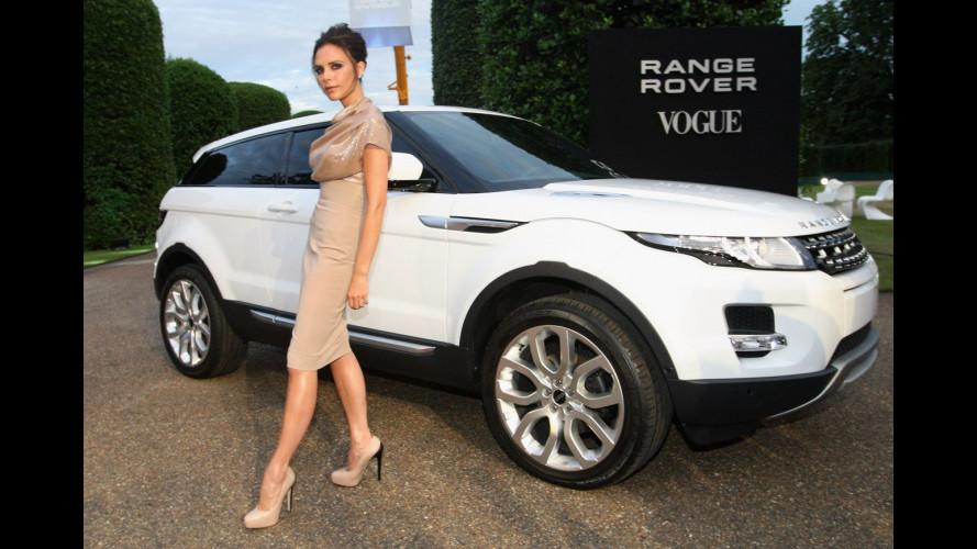 Vi piace la Range Rover Evoque?