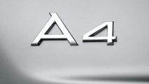 Audi A4 logo
