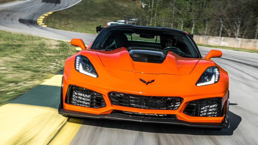 2019 Chevrolet Corvette ZR1 photo