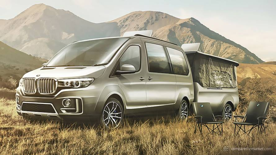 What If Luxury Carmakers Built Camper Vans?