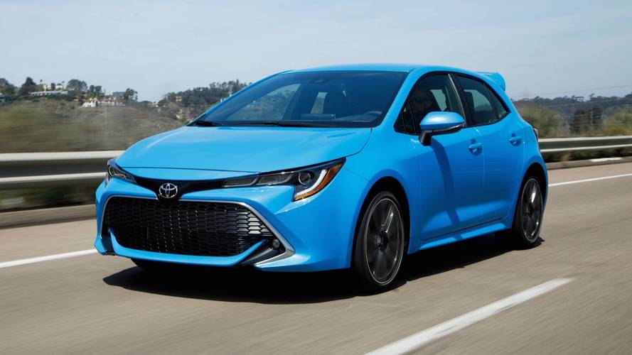 2019 Toyota Corolla Hatchback First Drive: As Good As It Looks