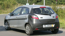 SPY PHOTOS: Mazda2