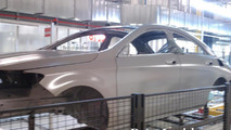 2013 Mercedes BLS / CLC photo leak - 3.8.2011