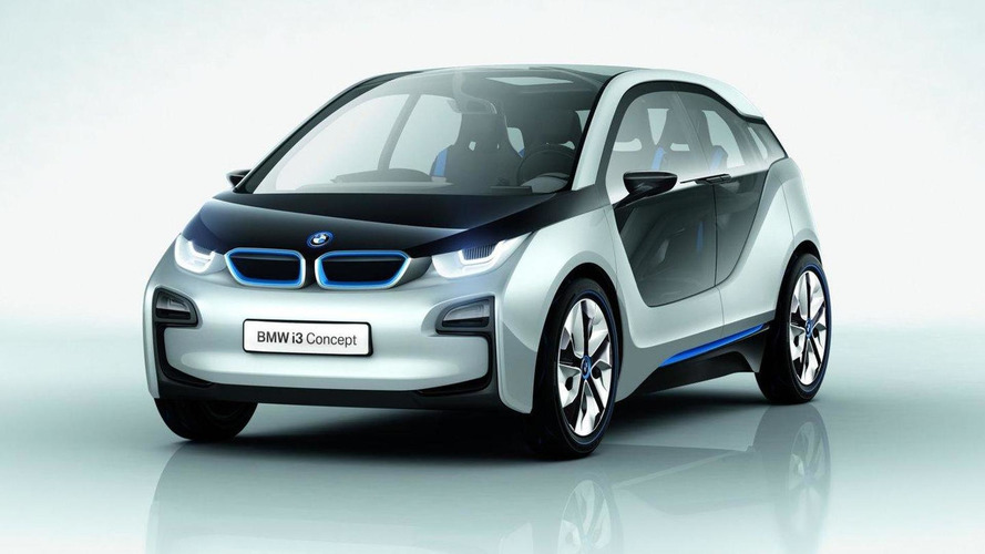 BMW i3 to be priced below 40,000 euros - cheaper than the Opel Ampera