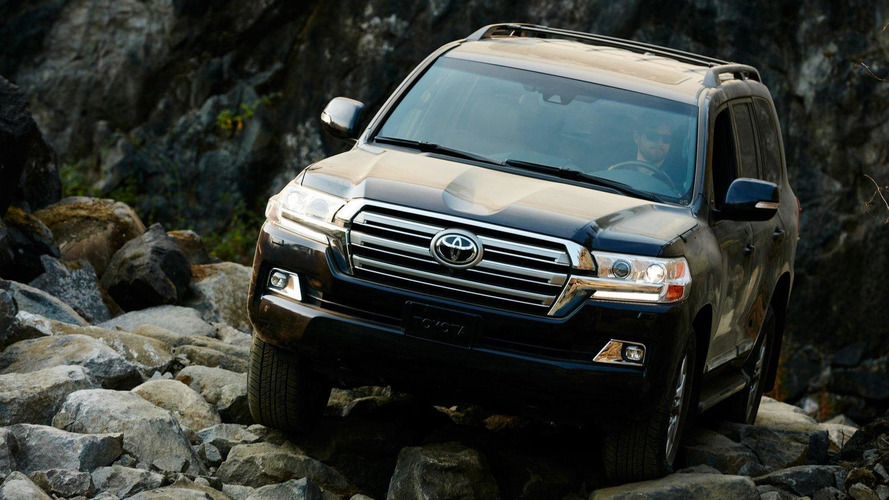 2016 Toyota Land Cruiser unveiled in US-specification