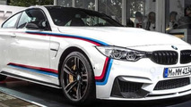 BMW Abu Dhabi shows M4 tricked out with M Performance goodies