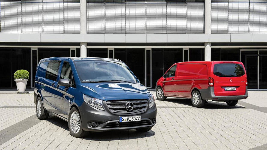 2014 Mercedes-Benz Vito officially revealed