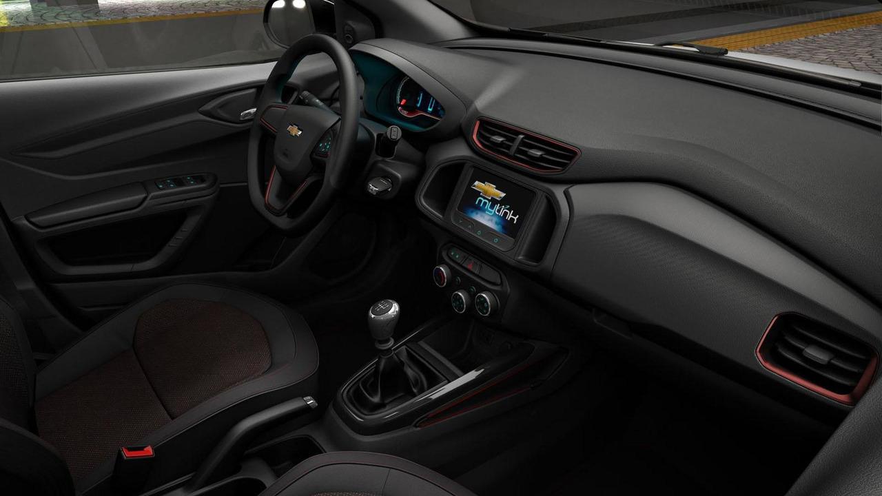 Chevrolet Onix Effect concept