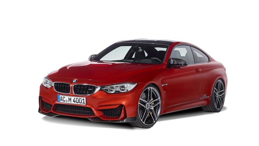 AC Schnitzer prepares BMW M4 for 2014 Essen Motor Show