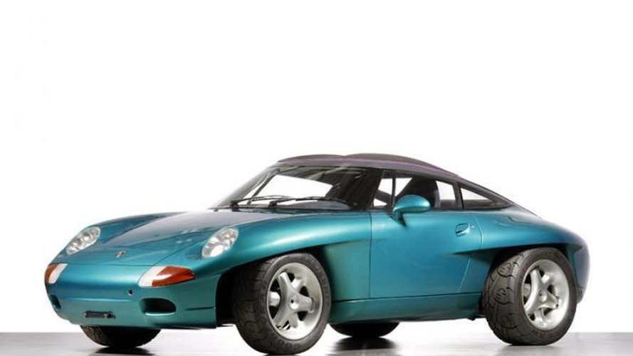 Remembering the odd 1989 Porsche Panamericana concept