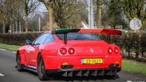 Ferrari 550 Maranello Le Mans GTS