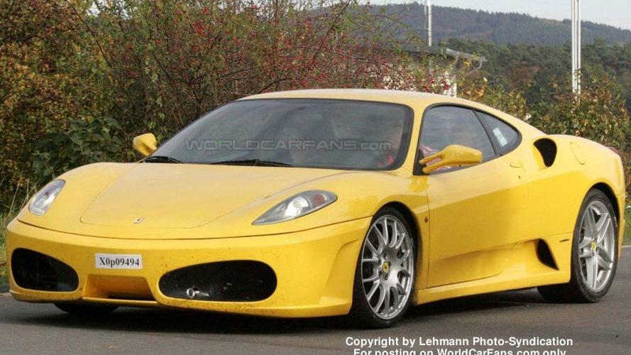 SPY PHOTOS:  Latest Ferrari F430 Challenge Stradale