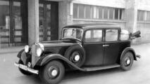 M-B 260 D 1936: 1st diesel passenger car