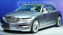 Chrysler Nassau Concept Unveiled at NAIAS
