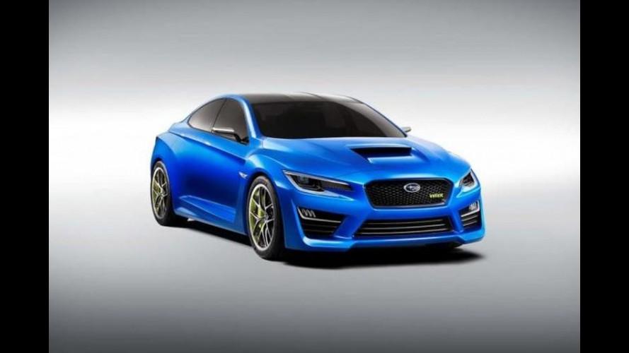 BRZ'yi unutun, Subaru ortadan motorlu spor araç üretiyor