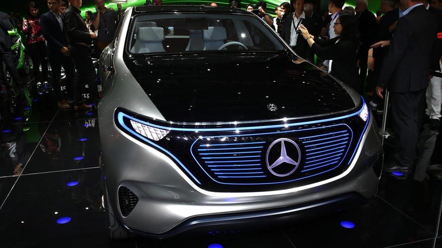 Mercedes dévoile le concept Generation EQ 100% électrique !