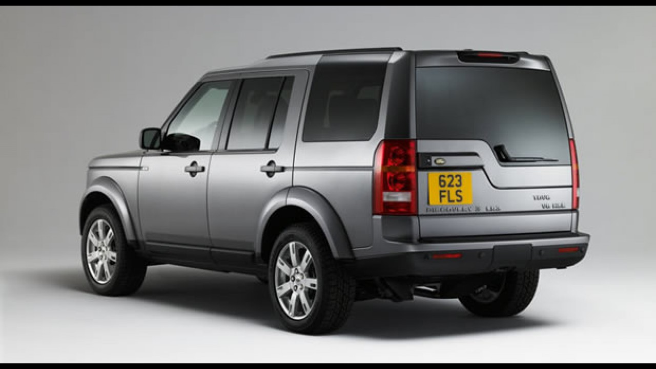 Recall: Land Rover convoca Discovery 3 e Range Rover Sport