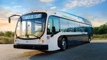Proterra Catalyst E2 electric bus