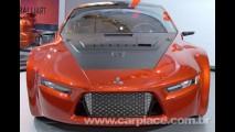 Salão de Detroit 2008: Mitsubishi Concept RA - Sucessor do Eclipse?