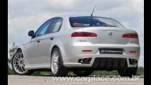 Autodelta revela seu Alfa Romeo 159 J4 2.2 Compressore com 245 cavalos