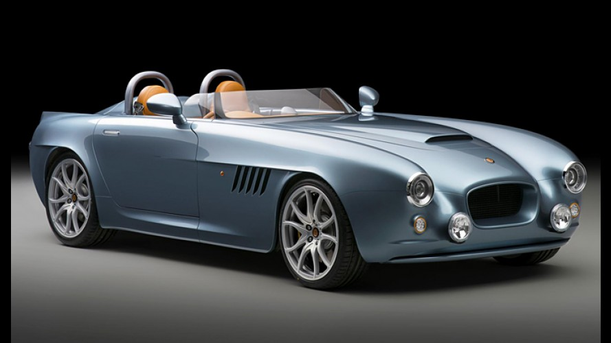 Bristol Launches New $320,000 Bullet Sports Car