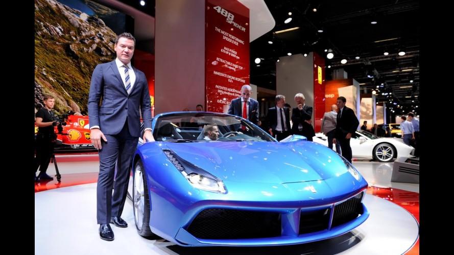 Fiyatı Açıklandı! 3 Milyon Liralık Ferrari 488'i Sadece Altı Türk Satın Alabilecek