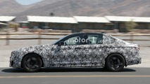 BMW M5 Spy Photos