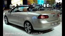 Volkswagen Eos chega ainda este mês equipado com motor 2.0 turbo de 200 cv