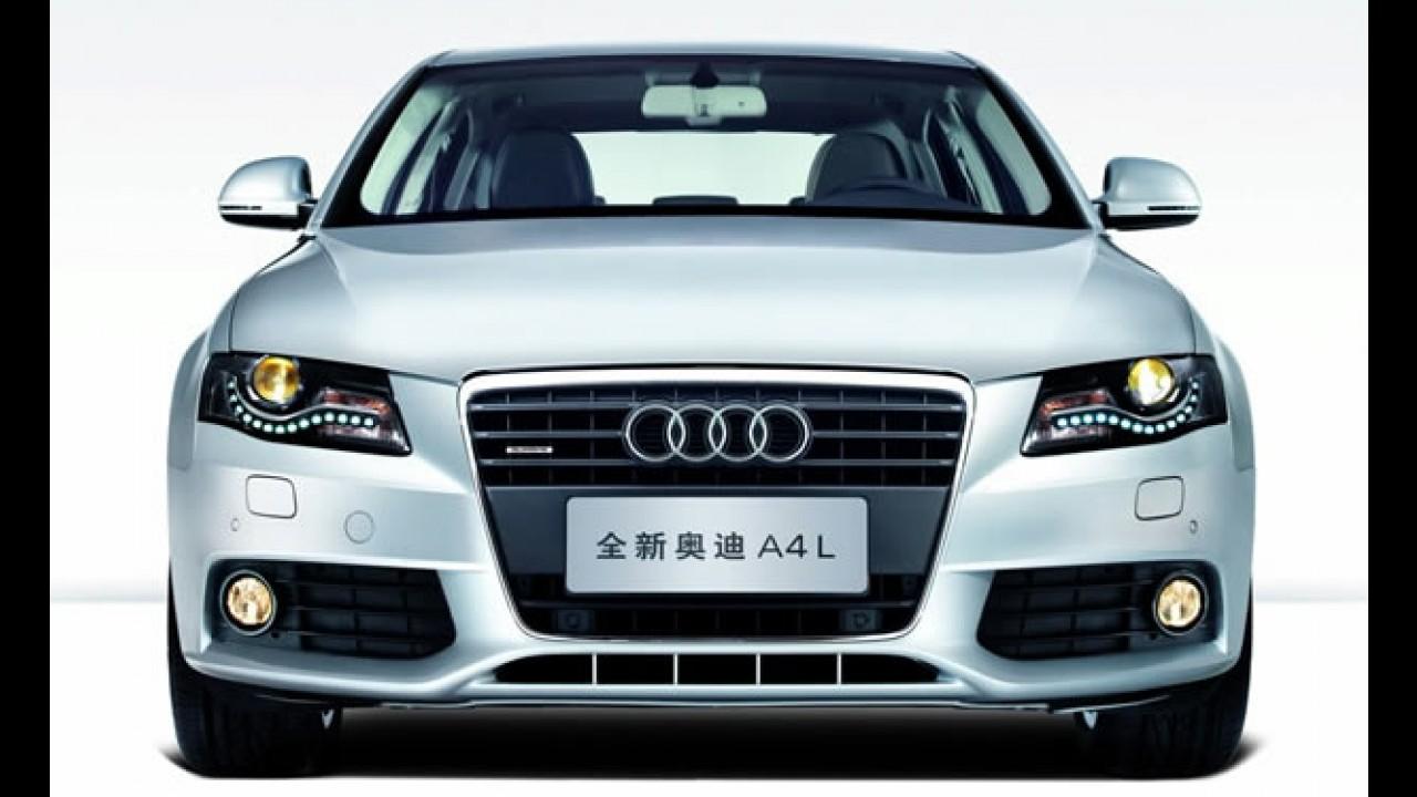 Na China: Vendas de veículos cresceram 47,7% no mês de junho mesmo com a crise financeira