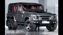 Land Rover Defender Flying Huntsman 6x6